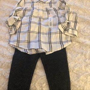 NWT 18m girls outfit